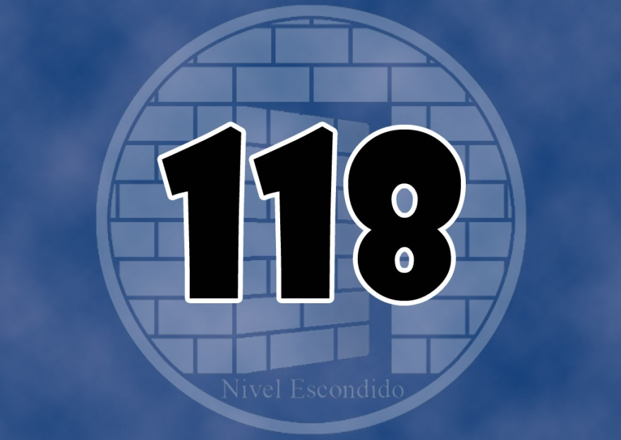 Nivel Escondido 118