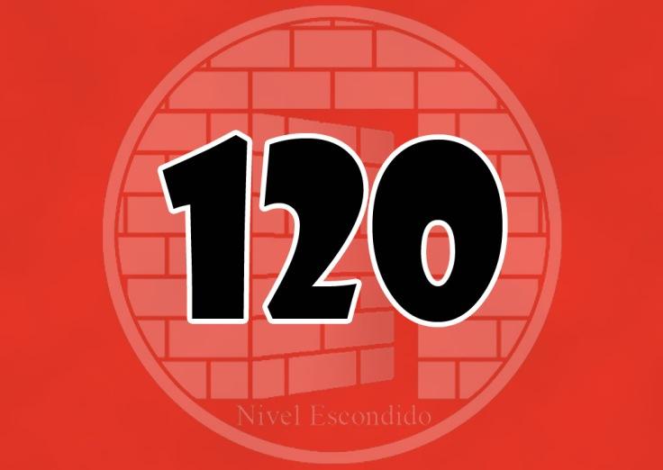 Nivel Escondido 120