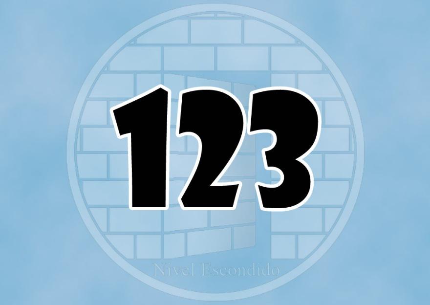 Nivel Escondido 123