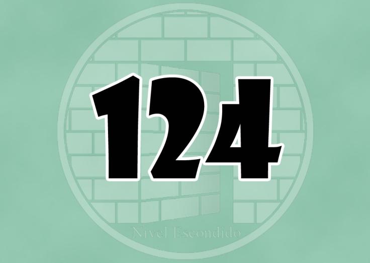 Nivel Escondido 124
