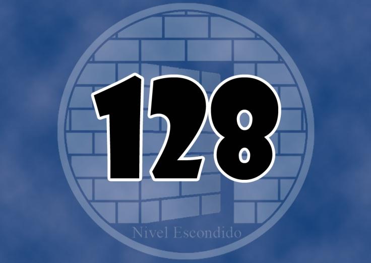 Nivel Escondido 128