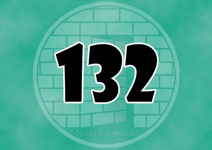 Nivel Escondido 132