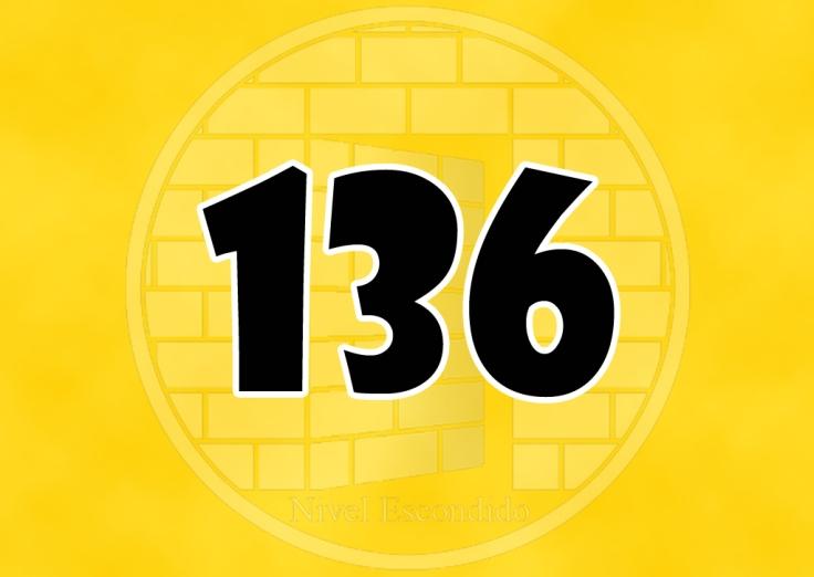 Nivel Escondido 136