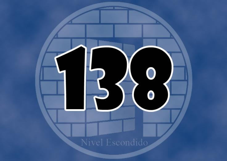 Nivel Escondido 138