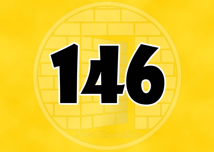 Nivel Escondido 146