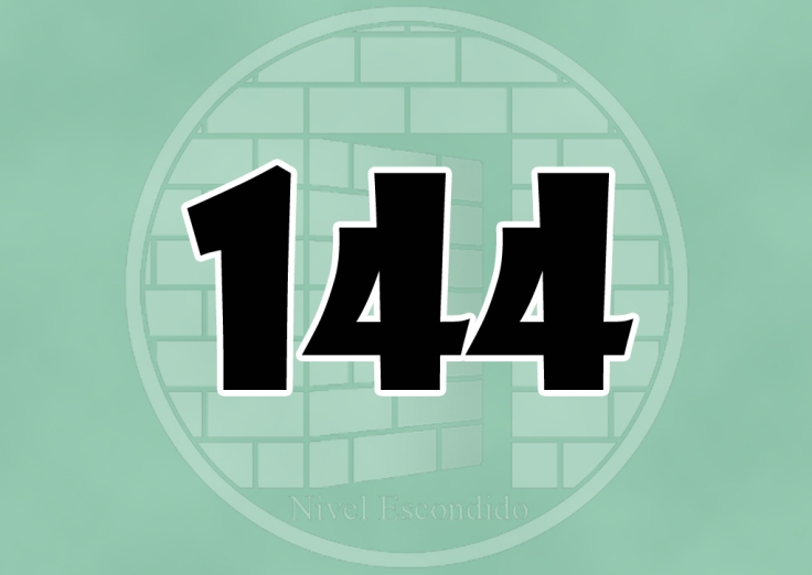 Nivel Escondido 144