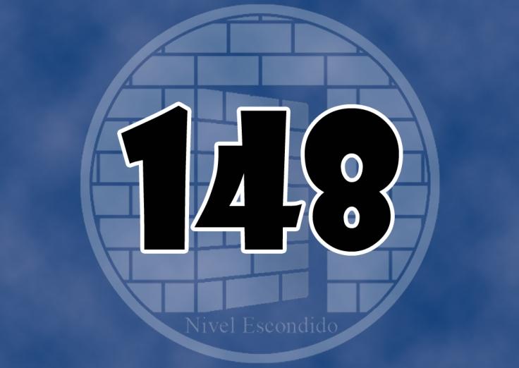Nivel Escondido 148