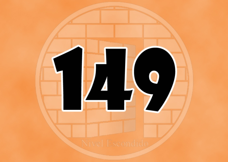Nivel Escondido 149