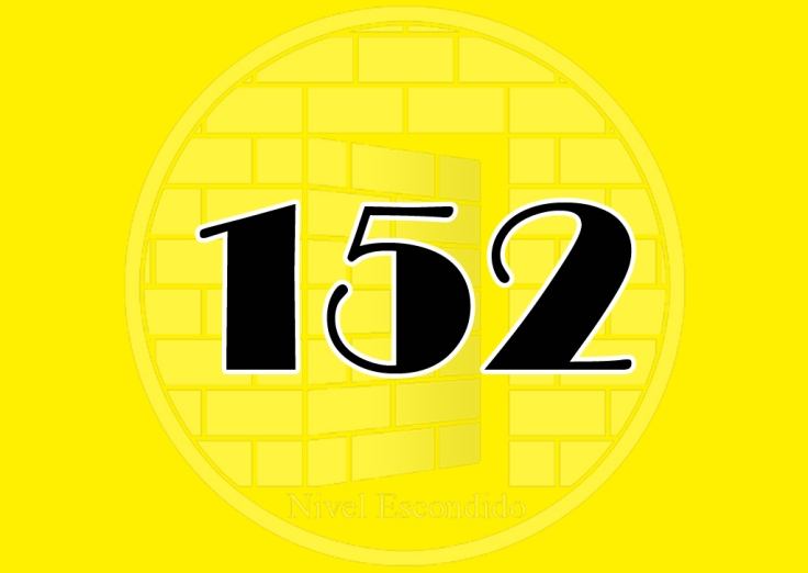 Nivel Escondido 152