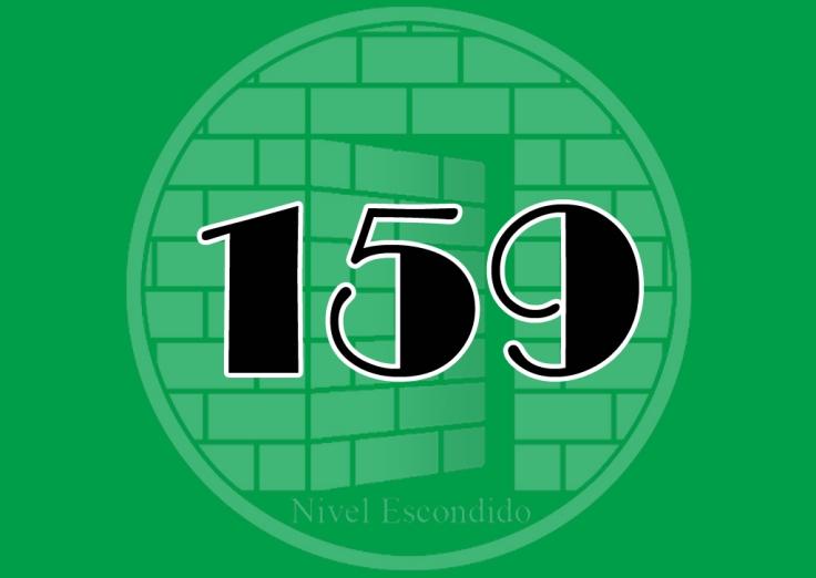 Nivel Escondido 159