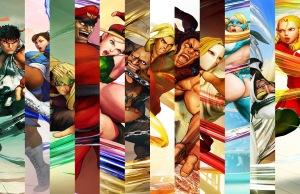 Street Fighter V Article header