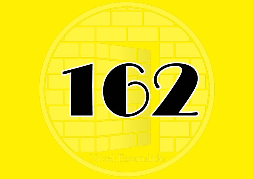 Nivel Escondido 162
