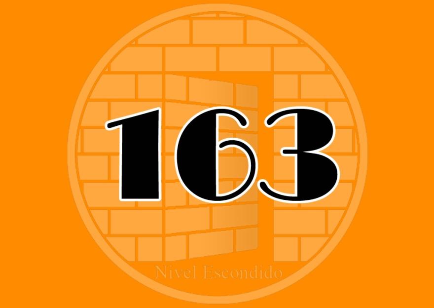 Nivel Escondido 163