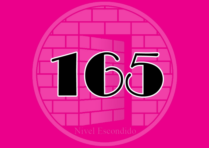 Nivel Escondido 165