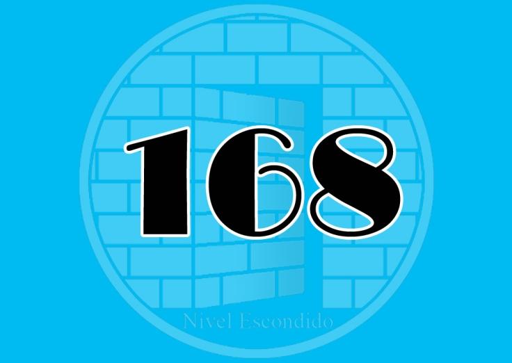 Nivel Escondido 168