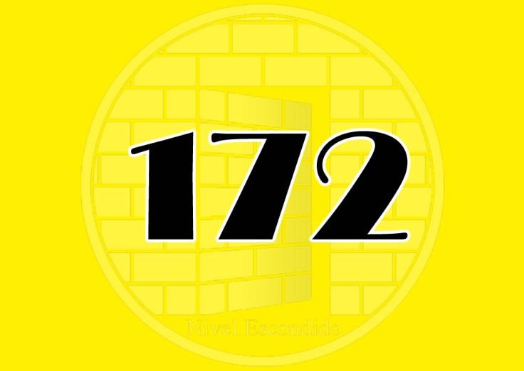 Nivel Escondido 172