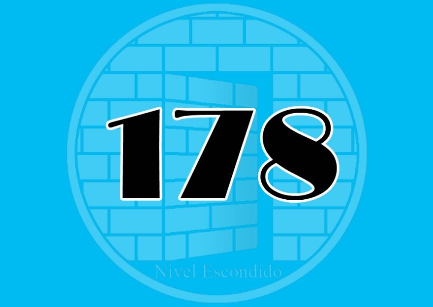 Nivel Escondido 178