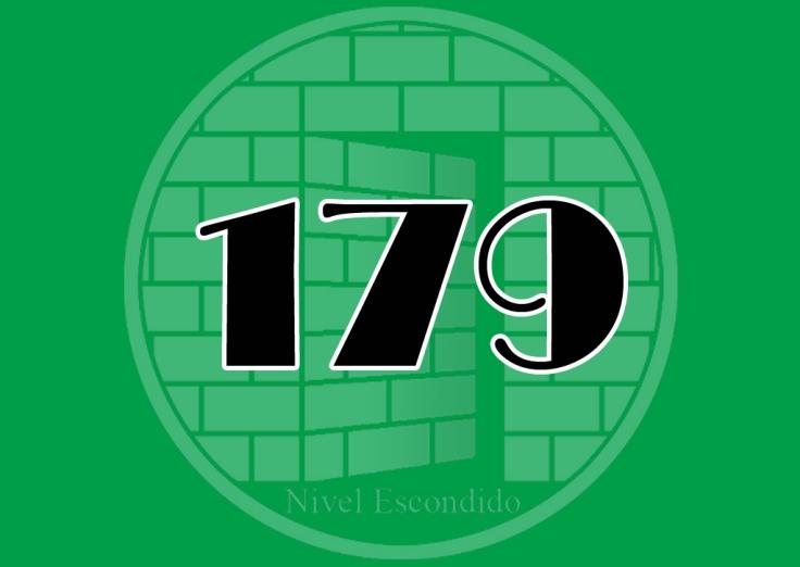 Nivel Escondido 179