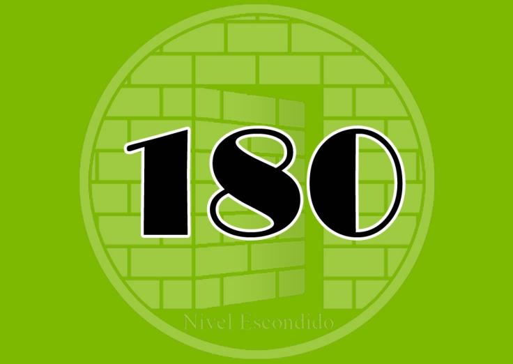 Nivel Escondido 180