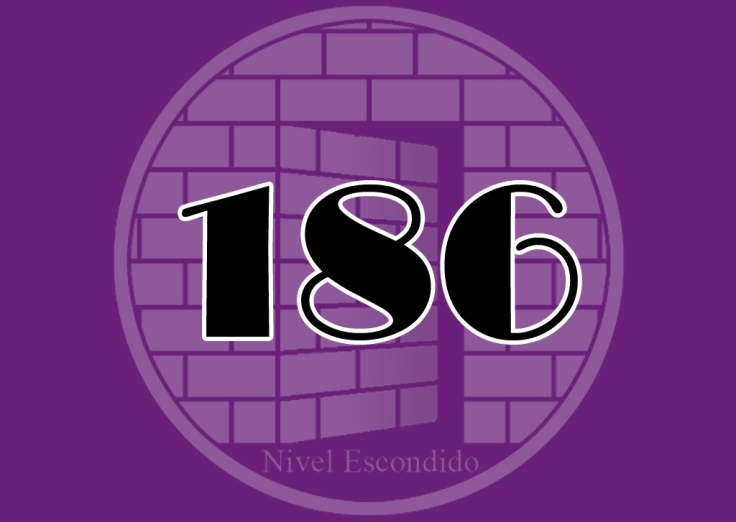 Nivel Escondido 186