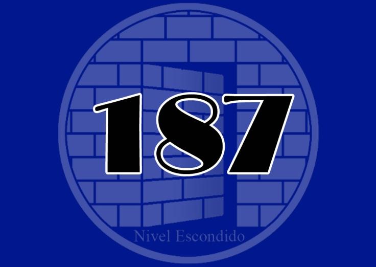 Nivel Escondido 187