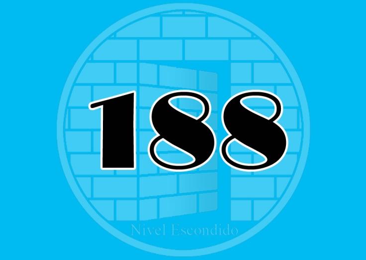 Nivel Escondido 188