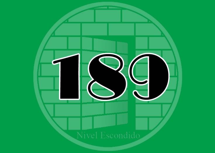 Nivel Escondido 189