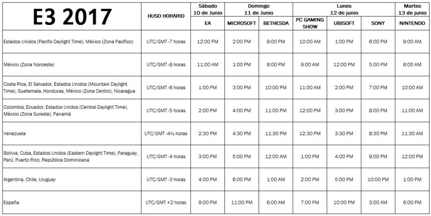 E32017_Schedule