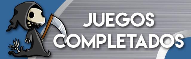 panel - juegos completados