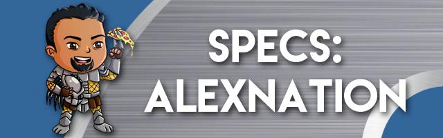 panel - specs - alexnation