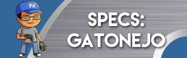 panel - specs - gatonejo