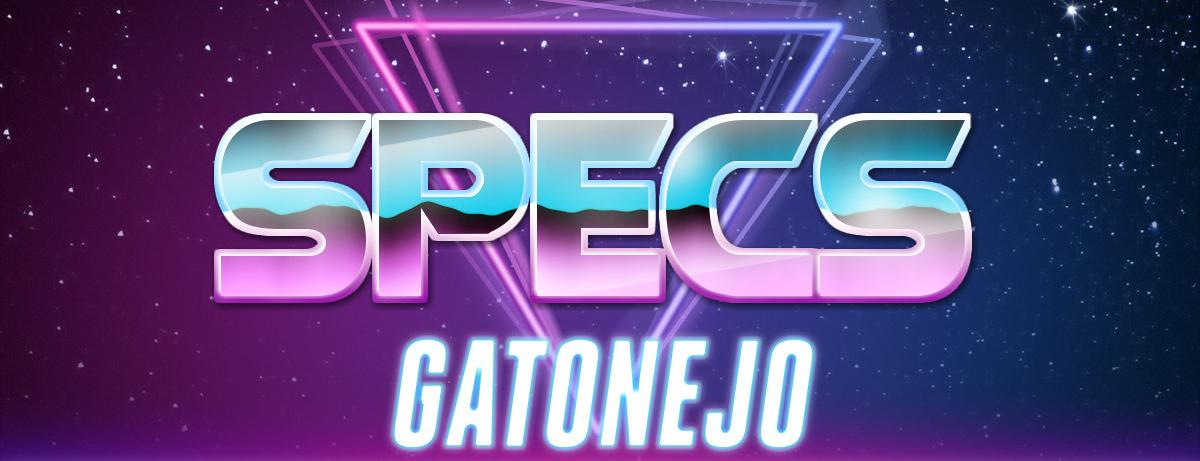 Panel - Specs Gatonejo